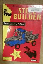 Schylling NIB Steel Builder Set w/ Motor 168pcs/16 Models GREAT GIFT! Brand New
