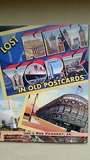Lost New York in Old Postcards, 1900 - 1950  large paperback book