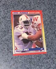1990 Score ROOKIE #623 Jimmie Jones - Dallas Cowboys - ERROR January Misspelled!