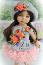 OOAK OUTFIT FOR DOLLS Little Darlings Effner 13""