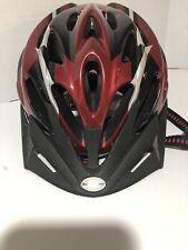 Schwinn Merge Thrasher Unisex Helmet 55-58 cm -  Red Black