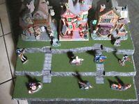 Halloween Village Display Platform Base HW53 For Lemax Dept56 Dickens + More