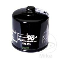 Ducati Multistrada 1200 S Pikes Peak ABS-2012 K&N Oil Filter (KN-153)