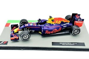 Rouge Bull RB12 Formule 1 F1 auto 1/43 Gp miniature voiture diecast IXO