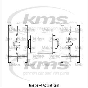 New Genuine VALEO Interior Heater Blower Motor 698438 Top Quality