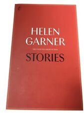 """Signed First Edition """"Stories: The Collected Short Fiction"""" Helen Garner, Clean"""