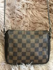 Authentic Louis Vuitton Cosmetic Pouch Truth Makeup Pouch Damier .
