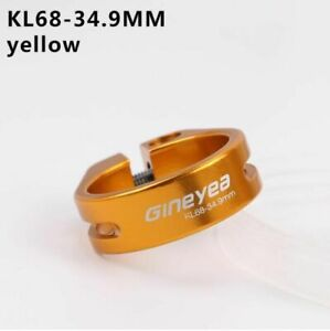 Seat Post Clamp 28.6/31.8/34.9mm Cycling Bike Pipe MTB Road Bicycle Fixed Gear