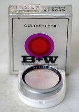 B&W KR1.5 Skylight Filter für 32 mm Aufsteckfassung / Slide-on mount