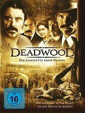 Deadwood - Die komplette erste Season [4 DVDs] von Walter... | DVD | Zustand gut