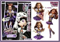 Monster High GHOULS ALIVE Clawdeen Wolf Doll - I HOWL Sounds & Moves Werewolf !!