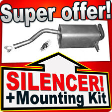 Rear Silencer RENAULT CLIO 1.2  GRAND MODUS 1.2 1.4 SINCE 05- Exhaust Box CEC