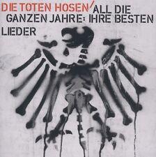 DIE TOTEN HOSEN - ALL DIE GANZEN JAHRE-IHRE BE...CD NEW