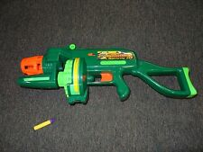 Buzz Bee Toys Air Blasters Motorized Automatic Tommy 20 Toy Gun *Works Great*