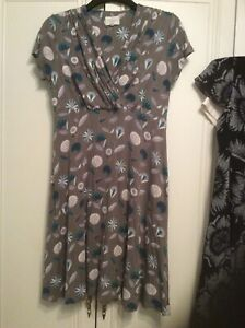Ladies Laura Ashley summer dress size 14 (please read description)
