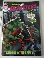 DC Universe Monsters in Love #1 80 pages Swamp Thing VFNM