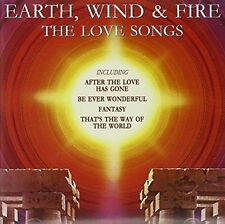 Earth Wind & Fire Love songs (16 tracks, 1991) [CD]