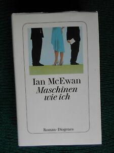 Maschinen wie ich von Ian McEwan