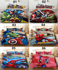 The Avengers Single/Double/Queen/King/Super King Bed Doona/Quilt/Duvet Cover Set