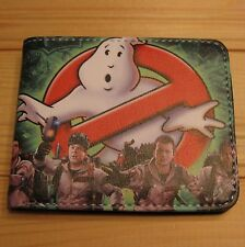 Man Wallet Fashion Movie Ghostbusters leather