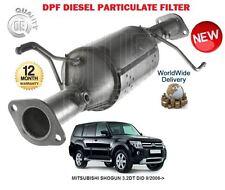 Para Mitsubishi Shogun 3.2 Dt ¿ 9/2006 - & gt DPF Diesel filtro de partículas 1583a006