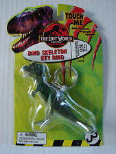Jurassic Park The Lost World Dino Skeleton KeyRing KeyChain T-REX Tyrannosaurus