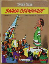 Lucky Luke - Sarah Bernardt - Dargaud - Morris - 1983 -