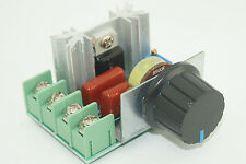 220V Pulse Width Modulation PWM AC Pump thermostat Motor Speed Control Switch