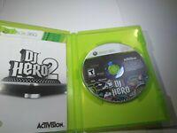DJ Hero (Microsoft Xbox 360, 2010)