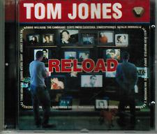 CD - TOM JONES - RELOAD  #C42#