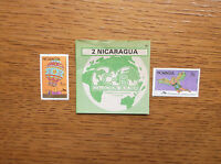 NICARAGUA 1978 HISTORY OF AVIATION 75TH ANNIVERSARY OF THE FIRST POWERED FLIGHT