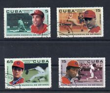 Lot de Timbres BASEBALL (lot 10)