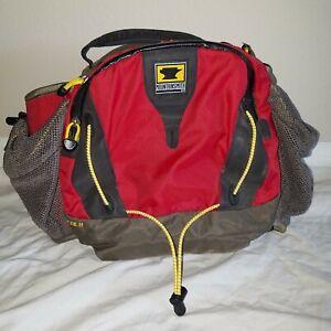 Mountainsmith Blaze II Lumbar Fanny Pack Hiking Travel Pocket Bag