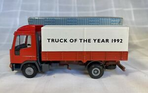 Iveco Eurocargo 1/50 Truck Of The Year 1992