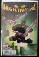 Nighthawk #4 Marvel Comics 2016 1st Print Unread NM