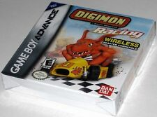 Digimon Racing (Game Boy Advance) ..SealeD! h-seam!