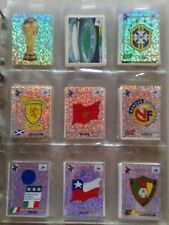 Panini FIFA World Cup Coupe du Monde 1998 France 98 COMPLETE sticker set-Iran