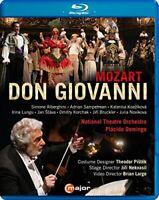 Mozart: Don Giovanni [Simone Alberghini; Irina Lungu; Julia Novikova; [DVD]