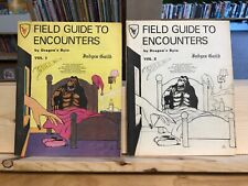 Judges Guild Field Guide to Encounters by Dragon's Byte 1982 Volume 1 & 2