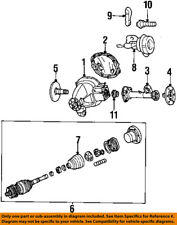 FORD OEM Front Axle-Shift Motor F65Z3G360BA