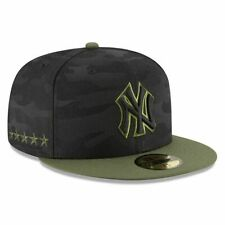 New Era 2018 Memorial Day On-Field New York Yankees 59FIFTY Fitted Hat 7 1/4