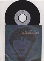 "OMD Orchestral Manoeuvres in the Dark - Pandora's Box - 1991 Virgin 7"""
