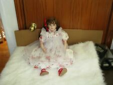 """APRIL"", by Pauline, Limited Edition Doll  limited edition"