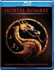 MORTAL KOMBAT Blu-Ray + DVD Brand New Sealed Movie 1995 Combat Martial Arts HD