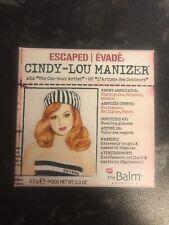 The Balm Cindy-Lou Manizer Resaltador para/Brillo/sombra