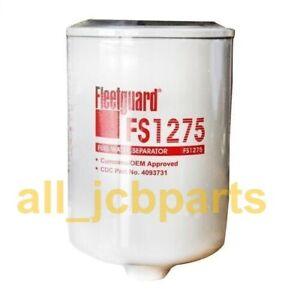 JCB JS 200 TATA HITACHI EX 110 OIL FILTER (PART NO. 332/Y3163 FS1275)