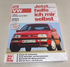 Reparaturanleitung VW Golf III GTI / 16V VR6 - VW Vento GT VR6 - ab 1992!