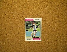 1974 Topps Baseball #20 Nolan Ryan (California Angels)