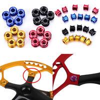 Litepro Bike Chainring Screw Chainwheel Bolt Single/Double/Triple Speed Colorful