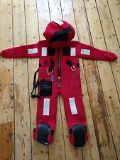 Kids Survival Insulated Immersion Suit Scandia SC-AA/YC